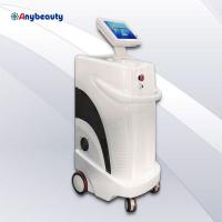Cheap Professional 808nm Diode Laser Hair Removal Comfortable With Frequency 1 - 10hz for sale
