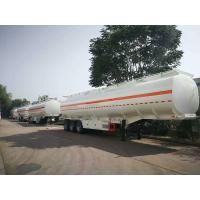 Cheap Made in China tank trailer for fuel with tri axles for sale