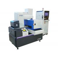 Cheap Quick Response Servo High Speed Wire Cutting Machines High Driving Accuracy for sale