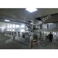 Cheap Stainless Steel Fried Instant Noodle Production Line to Produce Instant Noodle for sale