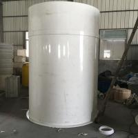 Cheap Customided the PP Welded Chemical Plating Tank/ Electroplating Tank for sale