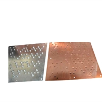Cheap 2.0mm 5G Communication Base Plate Metal Composite Material for sale