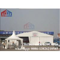 Buy cheap Weather Resistant Portable Gazebo Marquee , Attractive Enclosed Party Tent from wholesalers