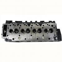 Buy cheap Casting Iron Diesel Engine Cylinder Head Isuzu Cylinder Head 4HE1 OEM 897358 from wholesalers