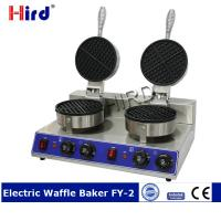 Cheap Electric waffle baker double waffle maker for sale