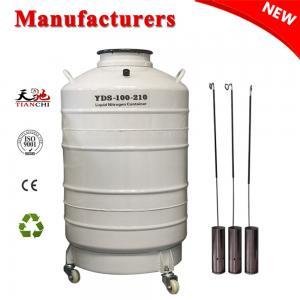 Cheap TIANCHI liquid nitrogen storage tank 100L in Saudi Arabia for sale