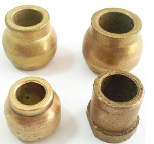 Cheap sintered bronze bush/fu bush/bearing bush for sale