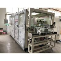 Cheap Professional Baby Diaper Packaging Machine , Automatic Adult Diaper Machine for sale