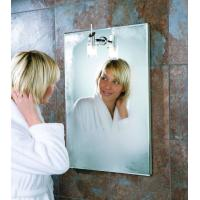Cheap 3mm Clear Silver Glass Mirror , Silver Coated Mirror Glass / 3mm Silver Mirror Glass For Home Applications for sale