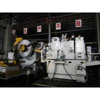 Cheap Fully Automatic 3 In 1 Roller Feeder Straightening Machine MAC4-600H Punching Processing for sale