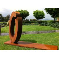 Cheap Commercial Outdoor Metal Art Sculpture Luxury Stainless Steel For Decoration for sale