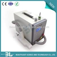 Cheap 1064nm 532nm Laser Tattoo Removal Machine / Laser Hair Removal Machines for sale
