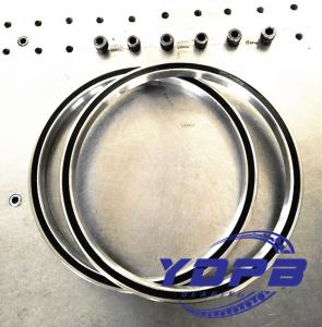 Cheap J10008XP0 Sealed Thin Section Bearings for industrial robots brass cage custom made bearings stainless steel for sale