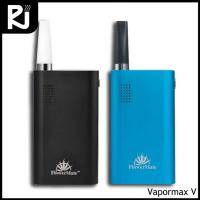 Buy cheap Best Dry Herb Vaporizer e Cig Vapormax V from wholesalers