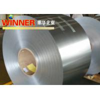 Cheap High Formability Aluminum Strip Roll For Battery Tab Corrosion Resistance for sale