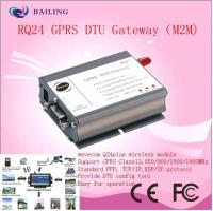 Cheap RQ24 DTU M2M modem Based on Q24plus wireless module for sale
