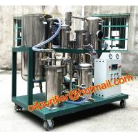Cheap Stainless Steel Cooking Oil Renewable System,Sesame Oil Purification Plant,vegetable oil residual particles filtration for sale