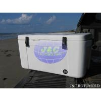 Cheap Precision Rotational Molded Cooler , LLDPE Insulated Small Rotomolded Coolers for sale