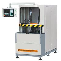 Cheap CNC corner cleaning machine SQJ-CNC-120 used for upvc window fabrication from China factory for sale