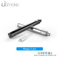 Quality uSmoke smoking electronic cigarettes Megis 5 PIN USB Cable Passthrough battery wholesale