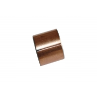 Cheap Low Carbon Steel Plate Based Self Lubricating Bearing With PTFE Layer for sale
