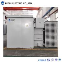 Cheap 35 kv 2400 kva padmounted transformer with completely insulation for sale