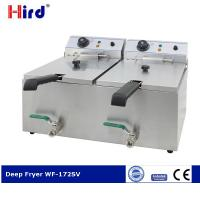 Cheap CE Electric deep fryer ACE Table top fryers Oil fryer machine Fat fryer Hospitality equipment B2B China WF-172SV for sale