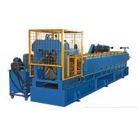 Buy cheap Color Steel Vaulting Cap Roll Forming Machine For Metal Roof Ridge Tile from wholesalers