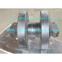 Cheap Crawler Crane Undercarriage Parts MANITOWOC 10000 Top Roller Upper Roller for sale