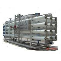 Cheap 1M3 / H 380V RO Water Purifier Plant Devices , Water Purifier Industrial Machine for sale