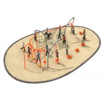 Cheap 780*400*250cm Environmental Protection Rope Playground Equipment For Fashion Design for sale