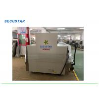 Cheap Customized X Ray Baggage Scanner Tunnel Size 800cm Wide 650cm Height Windows 7 for sale