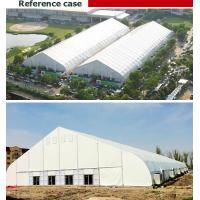 50m Clear Span Width Aluminum Curve Tent Tfs With Good