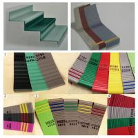 Cheap Rubber / PVC Flooring Accessories Integral Stair Step Non - Slip Easy To Clean for sale