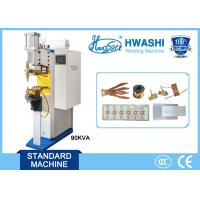 Cheap 10KVA DC Welding Machine Hwashi WL-MF-10K For Copper / Circuit Breaker Components for sale