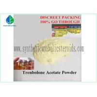 Cheap Yellow Tren Acetate Powder Fitness Steroids Hormones Pharma Raw Materials for sale