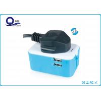 4 In 1 Socket Adapter Qualcomm Quick Charger 3.0 Fastest USB Wall Charger