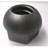 Buy cheap Cold Forging Spherical End Hexagonal Nuts Domed Nut Rock Bolt System 25mm 32mm from wholesalers