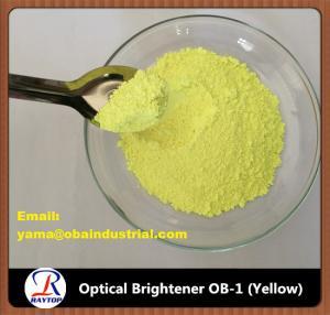 China Top 4 manufacturer and exporter of Plastic Optical Brightener OB-1 Greenish/ Yellowish