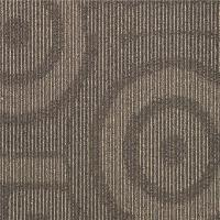 Cheap Soundproof Commercial Office Carpet Tiles With Solution Dyed Method for sale