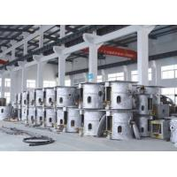 China High quality IF electric induction furnace aluminum shell induction melting furnace on sale
