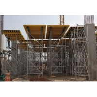 Cheap Galvanized Q235B Ringlock Scaffolding System for sale
