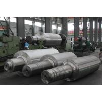 Cheap Large Size and High Hardness Backup roll and Intermediate Chilled Cast Iron Rolls for sale