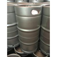 Cheap US Standard 30 Litre Beer Keg With Micro Matic Stem for sale