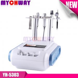 Cheap Synergistic Combination of Mechanical Stress3D Smart Bipolar Rf W/ Vacuum+Bipolar+Quadrupole+Diamond Dermabrasion+Spray for sale