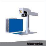 Cheap Long Lifetime Fiber Laser Marker Cnc Laser Engraver 20W 30W Small Size for sale