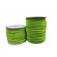 Cheap 8mm Round Elastic Cord String Elastic Rope With Hook Coated Finishing for sale