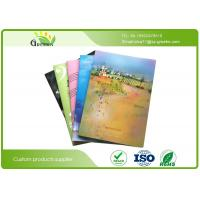 Coated Softcover Lined Exercise Books For Stationery / Office / School All Size