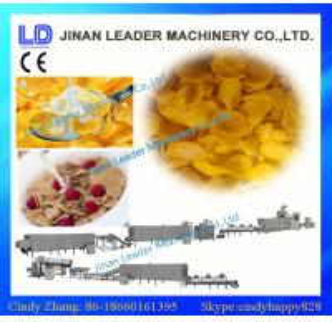 China small scale corn flakes manufacturing machinery india making machine on sale