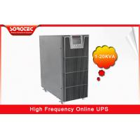 Cheap PF 0.9 HF Uninterrupted Power Supply , 1-20KVA ups computer battery backup for sale